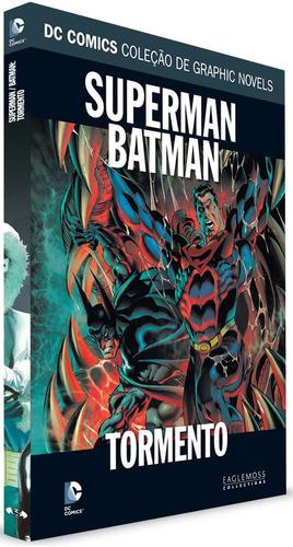 eaglemoss graphic novels dc comics - complete sua coleção