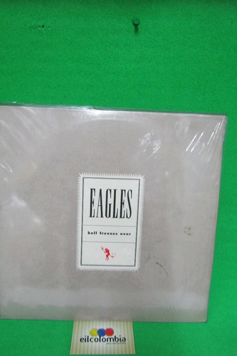 eagles hell freezes over  disco laser disc video eilcolombia