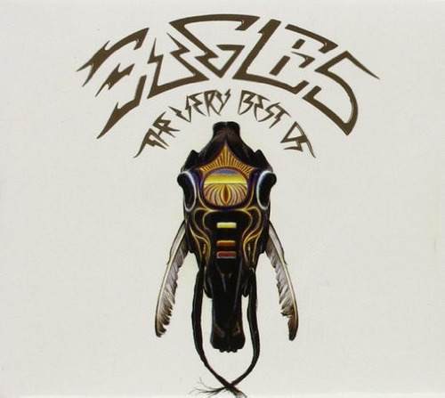 eagles - the very best of eagles cd importado doble