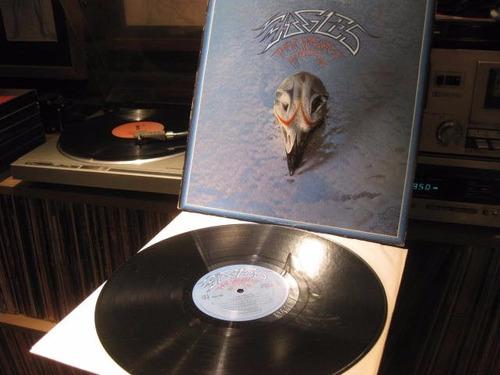 eagles ,vinilo greatest hits