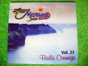 Eam Cd Agua Marina Baila Conmigo 2013 Vol  21 Cumbia Peruana