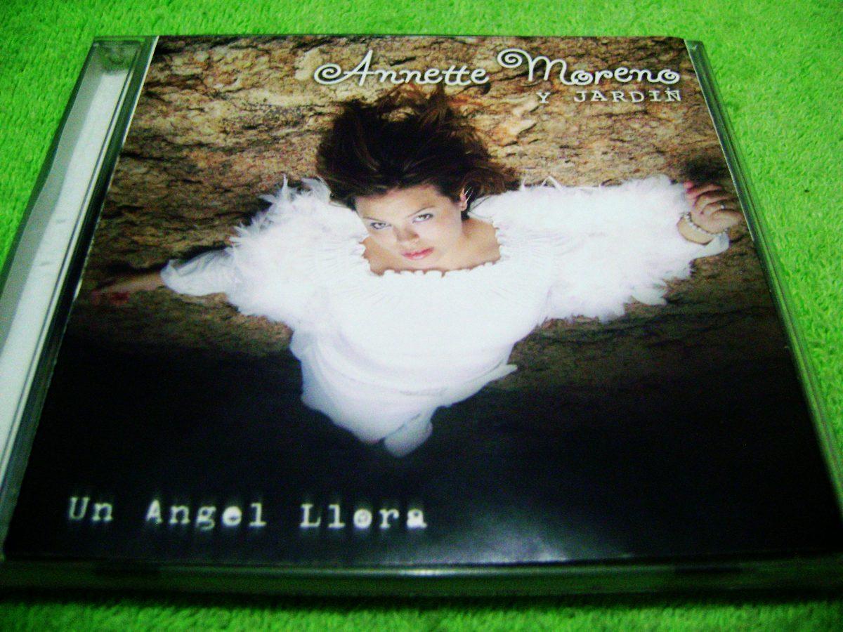 Eam cd annette moreno un angel llora 2003 jesus adrian for Annette moreno y jardin guardian de mi corazon