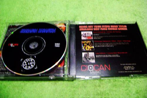 eam cd doble la charanga habanera live in u.s.a. 2002 salsa