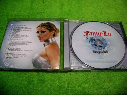 eam cd fanny lu voz y exitos 2012 eddy herrera chino y nacho