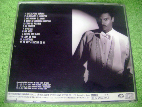 eam cd jose alberto llego la hora 1992 japones 4 bonus salsa