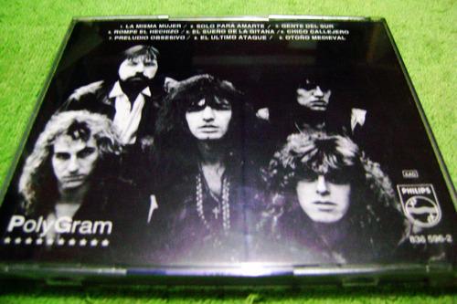 eam cd rata blanca album debut 1988 primera edicion polygram