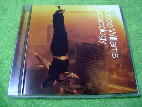 eam cd robbie williams scapology 2002 take that queen wham