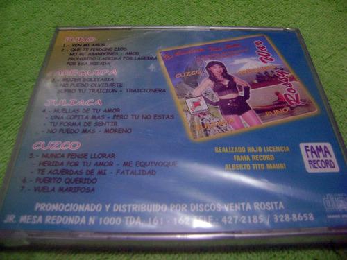 eam cd rossy war en concierto tour peru puno arequipa cusco