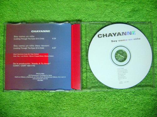 eam cd single chayanne soy como un niño 2 tracks cristian tk
