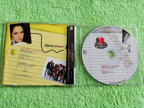 eam cd single iran castillo confidente de secundaria 1996