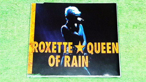 eam cd single roxette queen of rain 1992 + live versions per