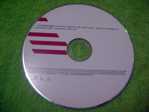 eam cd single u2 sometimes you can't make it on your own 05