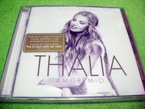 eam cd thalia amore mio deluxe version 2014 fat joe paulina