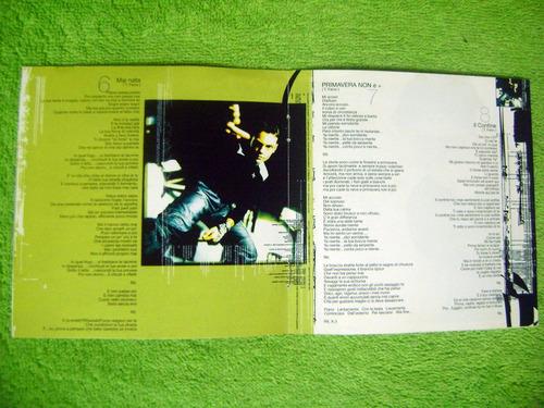 eam cd tiziano ferro rosso relativo n italiano+ bonus tracks