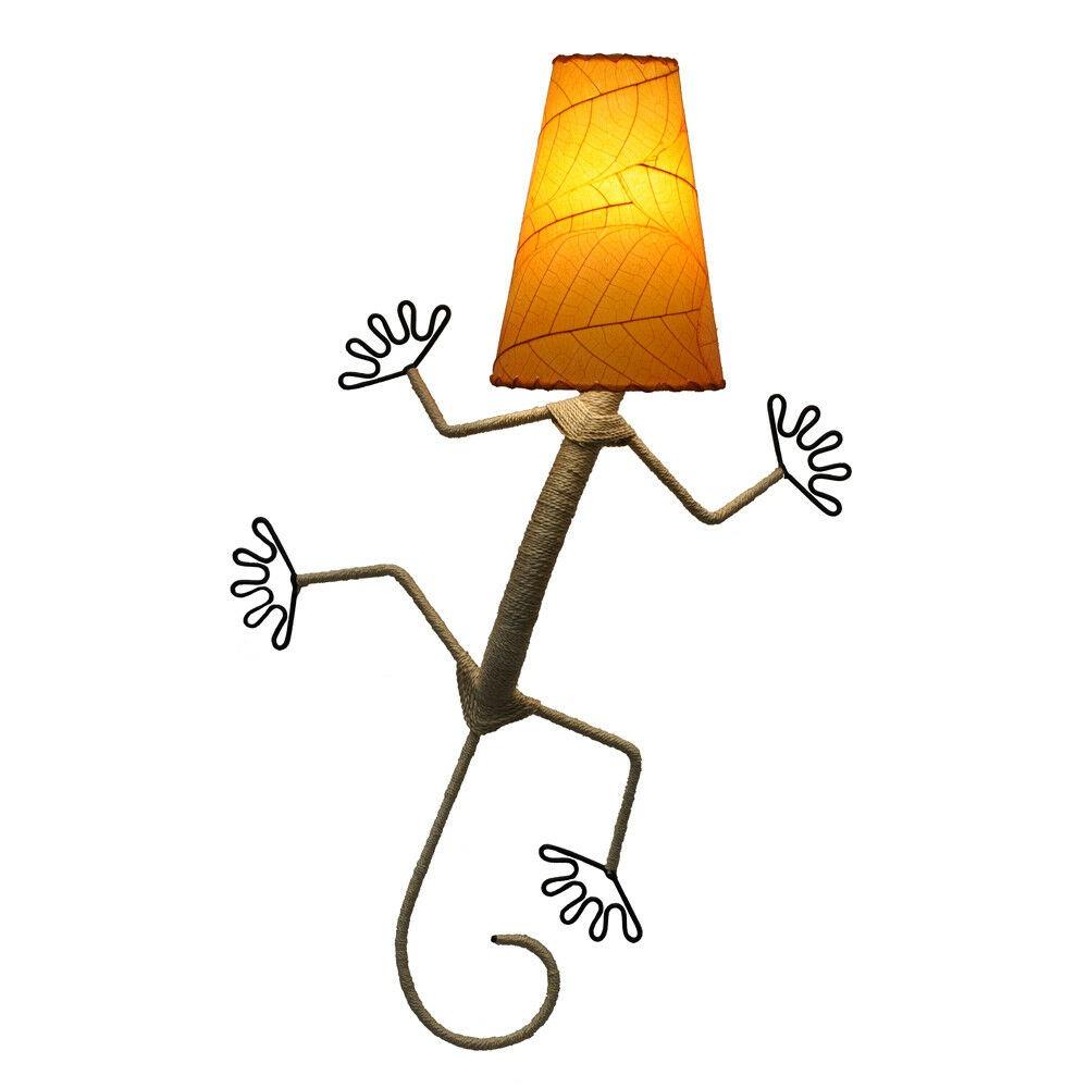 Eangee Home Design Gecko Lámpara