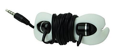 ear bud carcasa de los auriculares de los auriculares del o