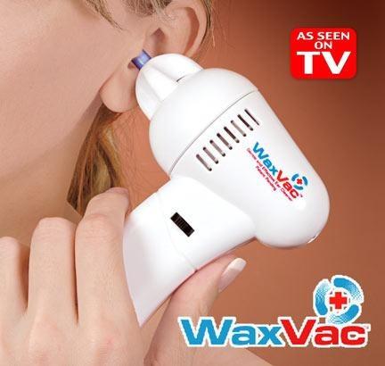 ear cleaner wax vac! el original! limpiador de oidos! omm