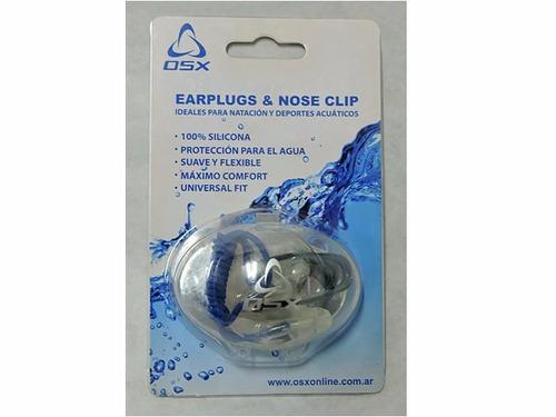 ear plugs mas nose clip osx