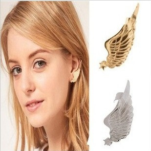 earcuff solitario angel fashion trepador choker ala ear cuff
