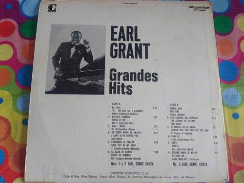 earl grant lp grandes hits r