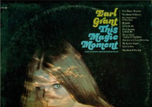 earl grant - lp this magic moment (1970) - import. usa
