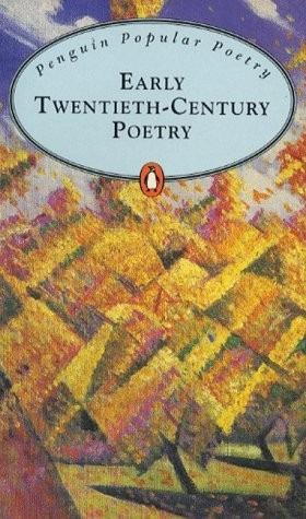early twentieth century poetry - penguin classics - rincon 9
