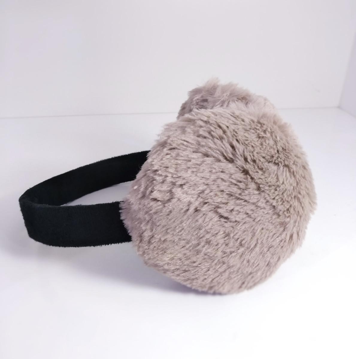 earmuff tiara aquecedor orelha felpudo protetor frio inverno. Carregando  zoom. e42751a235e
