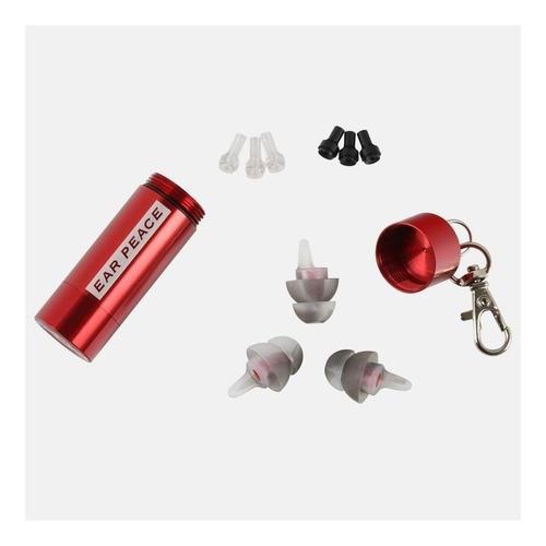earpeace hdbw1 set 3 tapones auditivos proteccion oidos