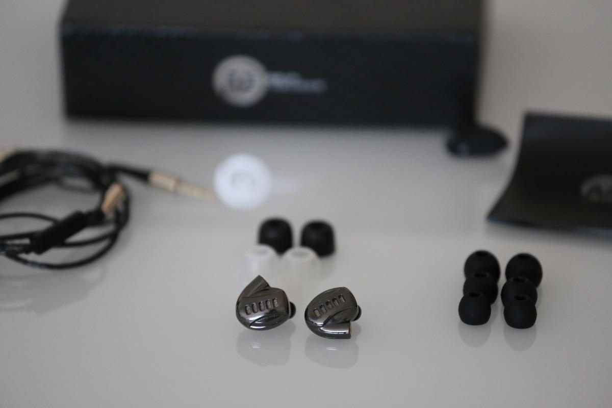547843b0705 Earphone Mmcx Bgvp Dm5 (melhor Que Kz Zs6 Zst ) + Bluetooth - R$ 340 ...