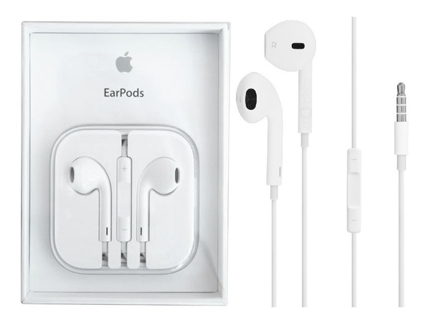 4ca070c4ba5 Earpods Apple Audifonos 100% Originales iPhone Envio Full - $ 249.00 ...