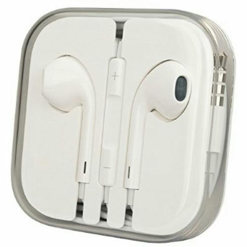 earpods apple genuino ipod ipad iphone 4/5/6/7 plus