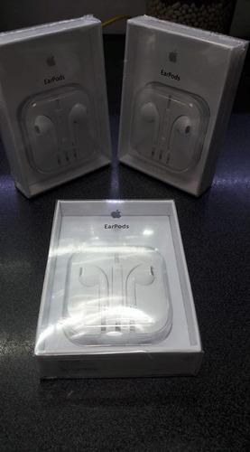 earpods apple original p/iphone 5s,6s,nuevo sellado original