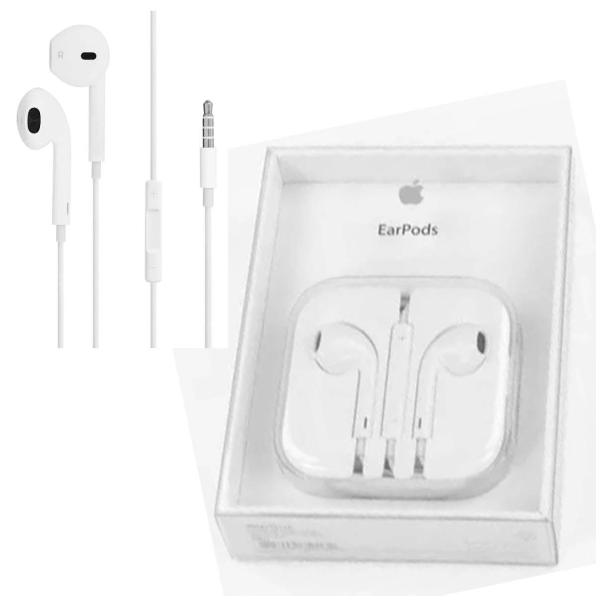 3a2787a1ee1 Earpods Audifonos Originales Apple iPhone Envio Gratis - $ 349.00 en ...