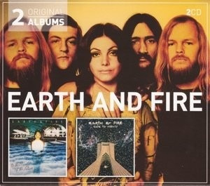 earth and fire - to the world of the future/gate to infinity