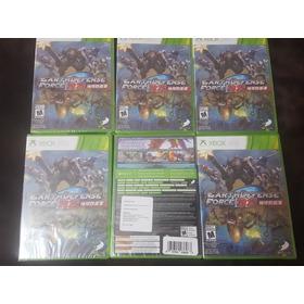 Earth Defence Force 2025, Xbox 360 Nuevo Sellado.