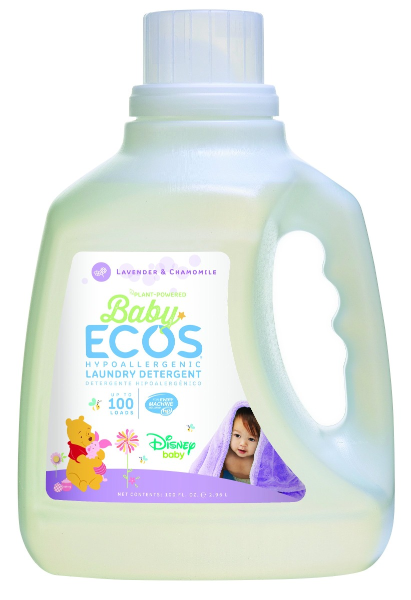 Earth Friendly Products Baby Ecos Disney Detergente Par ...
