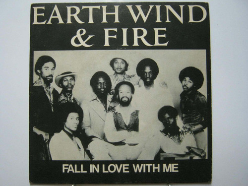 earth wind & fire compacto fall in love with me