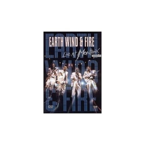 earth wind & fire live at montreux 1997 dvd lacrado