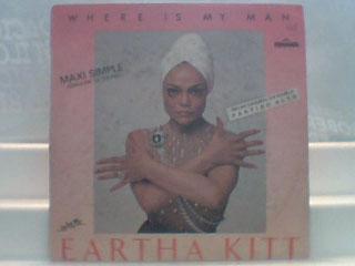 eartha kitt maxi  where is my man lp 1984
