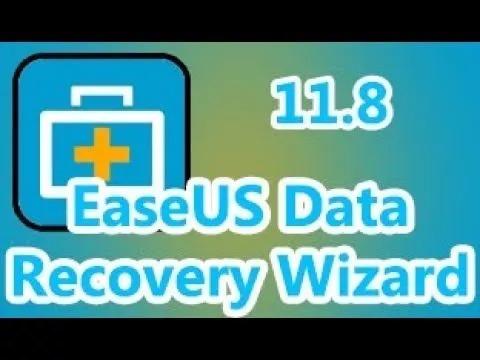 easeus data recovery wizard 11.8