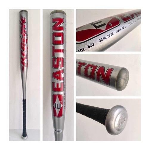 easton redline 34x26 softbol bat
