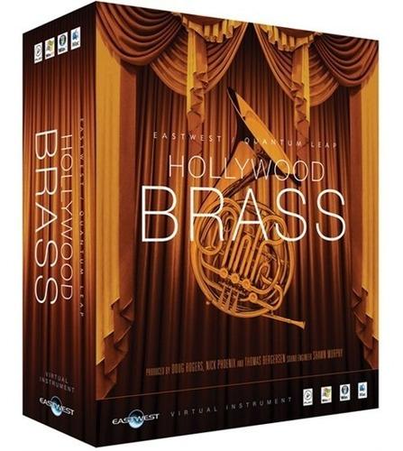 eastwest hollywood brass gold edition original