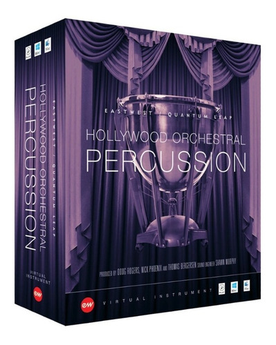 eastwest hollywood orchestral percussion silver original
