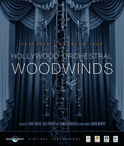 eastwest hollywood orchestral woodwinds gold original