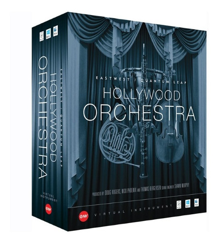 eastwest hollywood orchestral woodwinds silver original