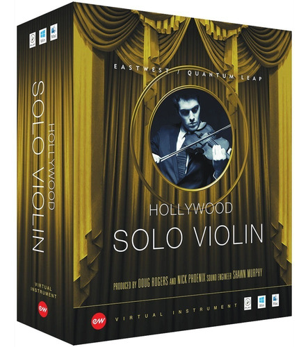 eastwest hollywood solo violin gold edition original