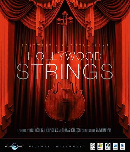 eastwest hollywood strings silver edition original