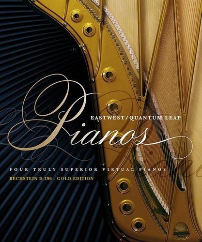 eastwest pianos bechstein d 280 gold edition original