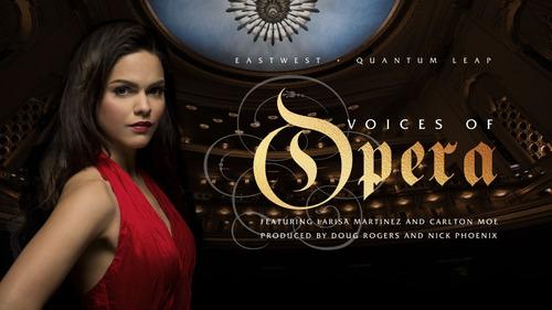 eastwest voices of opera instrumento vocal original
