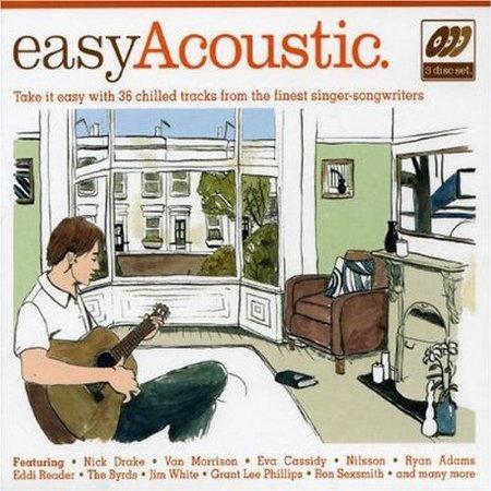 easy acoustic. 3disc set nuevo cerrado importado usa varios